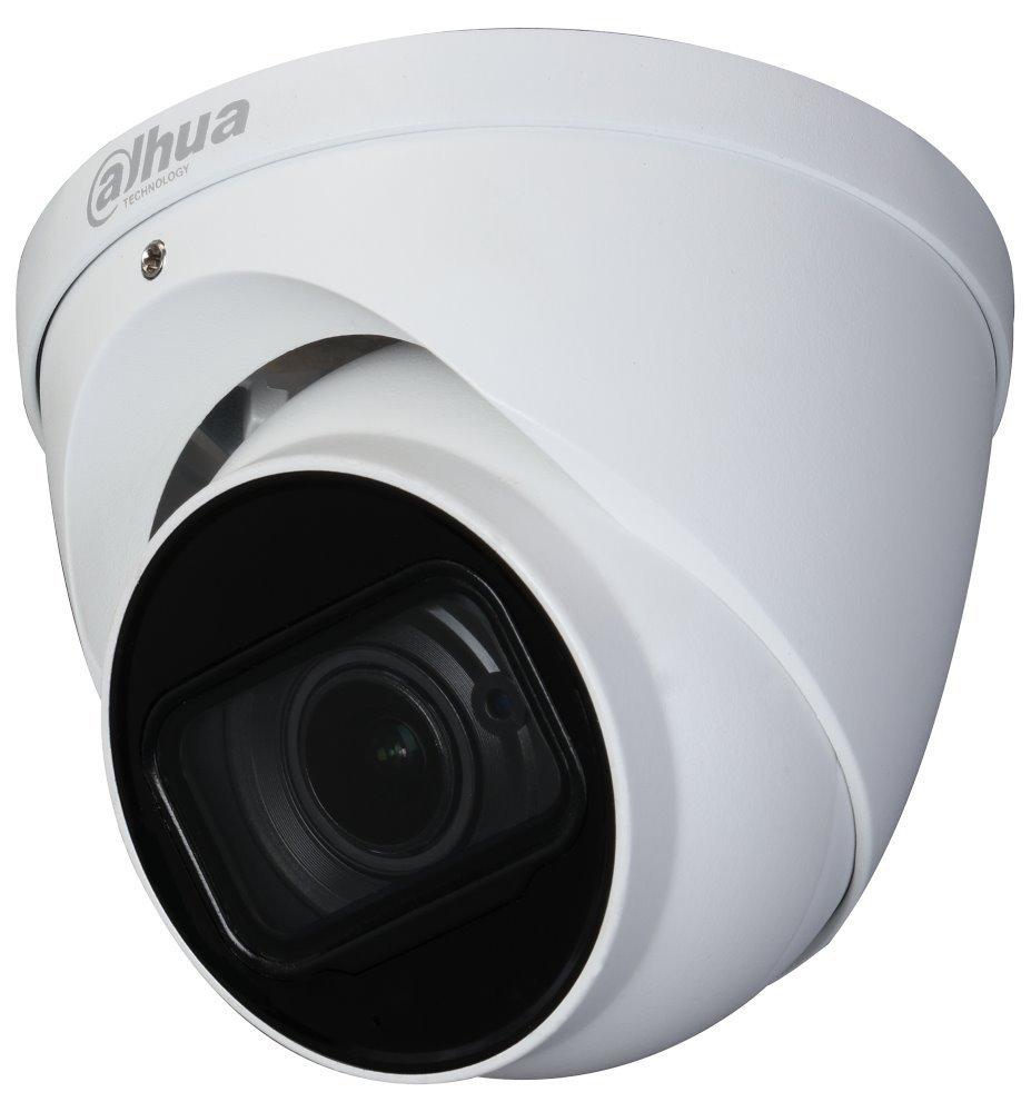"""HDCVI dome kamera 4k 8Mpix Starlight 1/2"""", 2,8mm (111°), IR50m, WDR, mikrofon"""