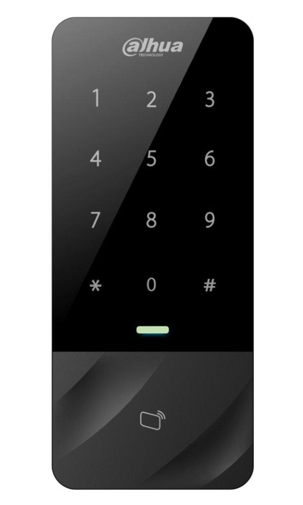 Autonomní dotyková kódová klávesnice s RFID čtečkou - 13,56MHz, IP67, TCP/IP