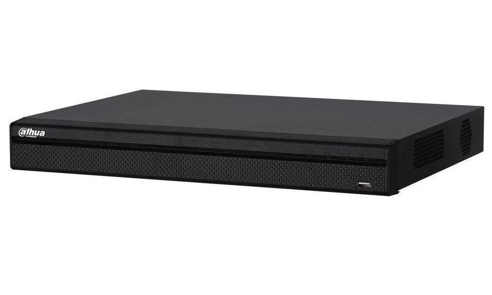 DVR 4x HDCVI/AHD/TVI/PAL do (4K) 8Mpix/7fps + 2x IP do 8Mpix, H265+, 1xSATA, 4k HDMI + VGA
