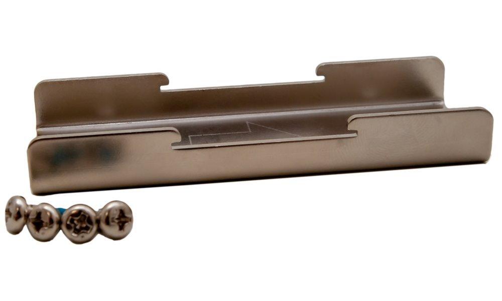 Montážní držák na DIN lištu pro sérii MIRO 2, nesnímatelný typ