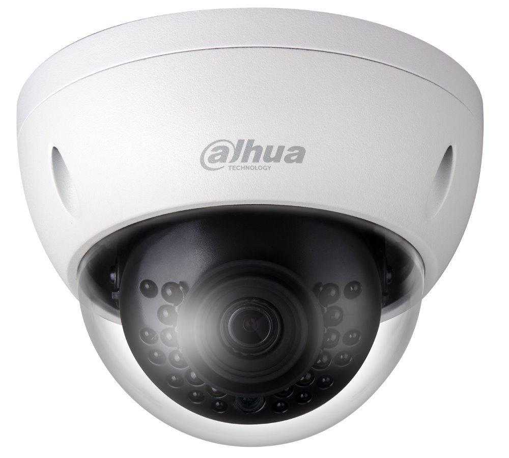 DAHUA IPC Lite 3Mpix 20fps/ dome/ H.264+/ 2,8mm(92st)/ DWDR/ IR30m