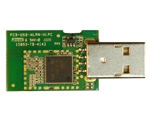 XtendLanInterní USB WiFi 2.4GHz 802.11b/g/n  54Mbps, Realtek 8188SU, s redukčním kabelem a anténou