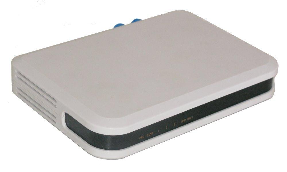 ROZBALENÉ - MoCA bridge, 100Mbps, 2x koax, Slave, klient, 3x LAN, 1x WiFi 802.11b/g/n, bez správy-doprodej