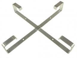 Optický kříž 450x450x70, hliníkový