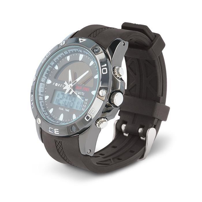 Digitalní hodinky Forever DW-300 černé