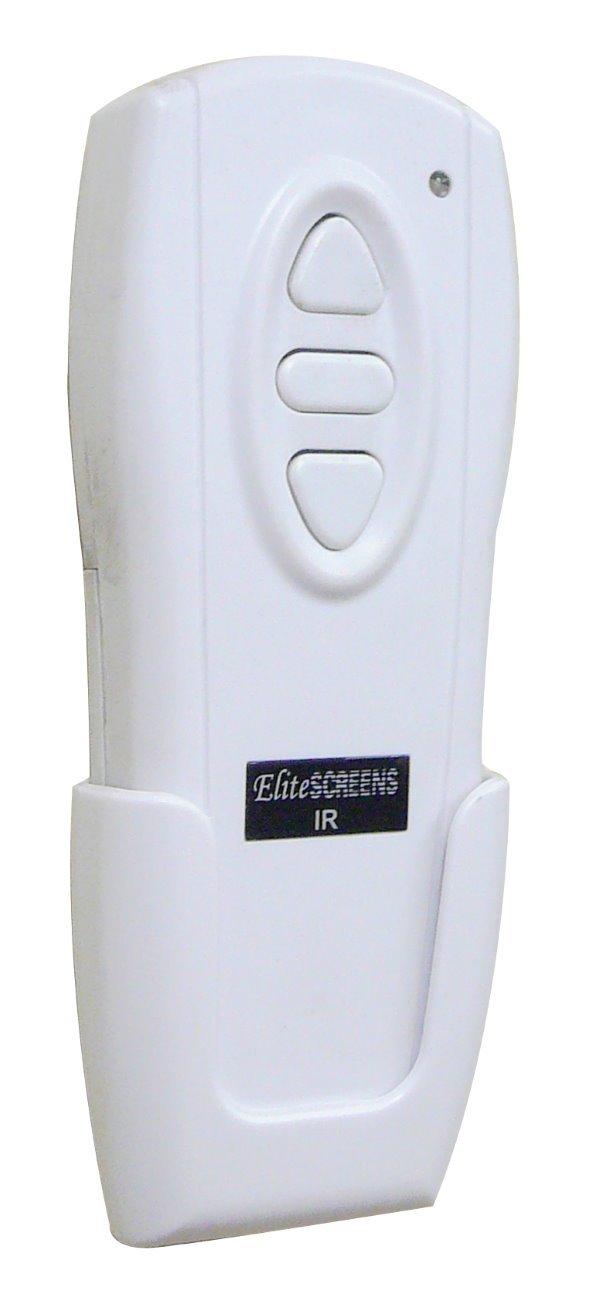 Dálkový ovladač Elite Screens ZSP-IR-W bílý