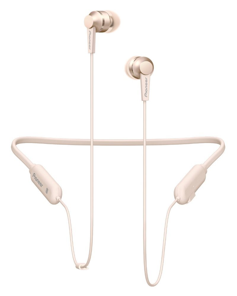 Headset Pioneer SE-C7BT-G zlatý
