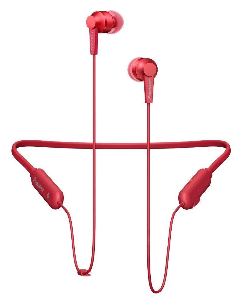 Headset Pioneer SE-C7BT-R červený