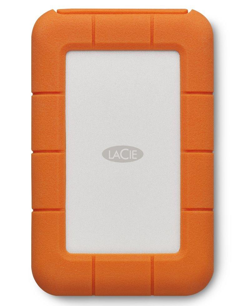 Pevný disk LaCie Rugged Thunderbolt 3 2TB