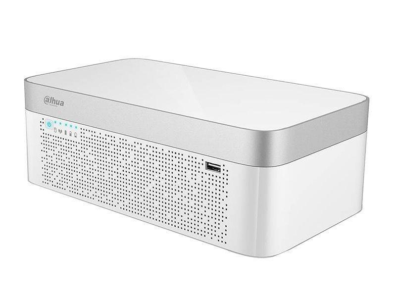 DVR 8x HDCVI/AHD/TVI/PAL do (4K) 8Mpix/7fps + 8x IP do 8Mpix, H265+, 1xSATA, 4k HDMI + VGA, POS, IoT, int. baterie