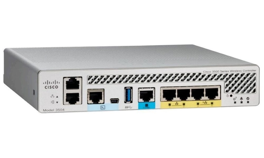 Kontroler Cisco AIR-CT3504-K9