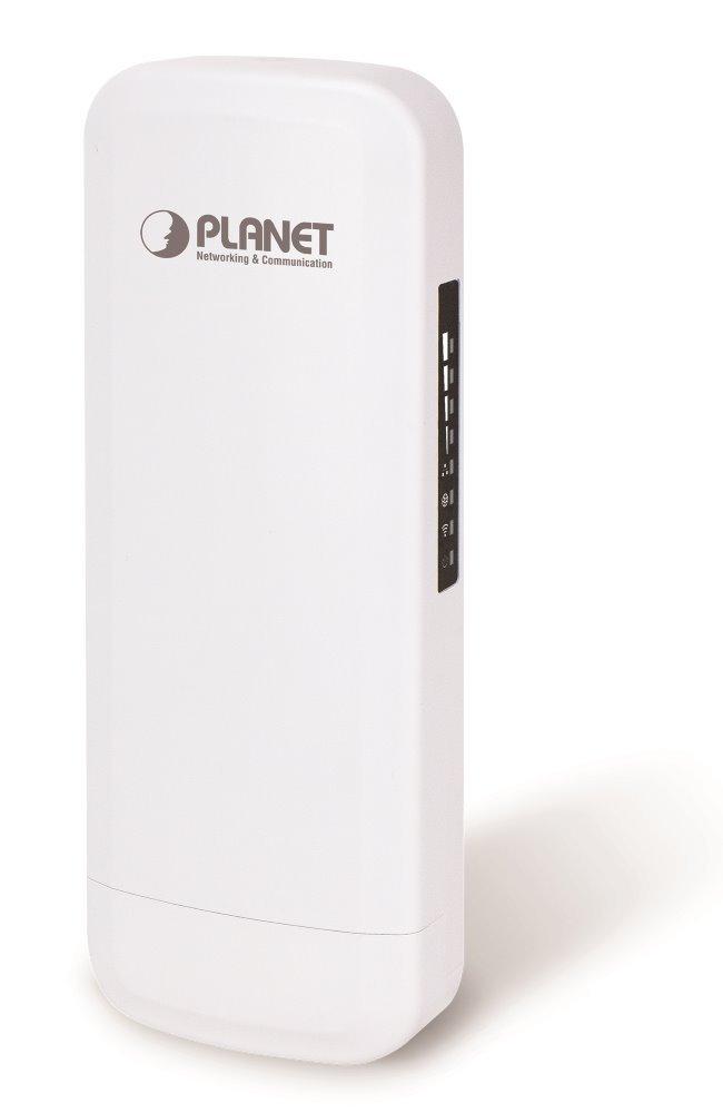 Planet WBS-502N venkovní AP/router, 5GHz, 300Mbps, firewall, WISP, 64 klientů, 15dBi antény, SNMP, IP55, SmartAP
