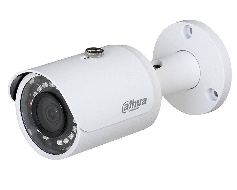 HDCVI PoC bullet kamera, 4Mpix, f=3.6mm (78st), DWDR, IR30m, IP67, 12VDC nebo PoC kamera napájená po koaxu
