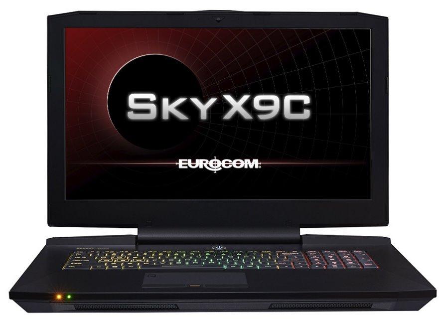 Notebook Eurocom Sky X9C