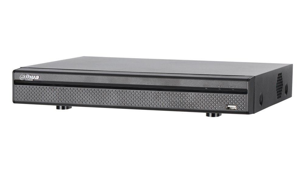 DVR 8x HDCVI/AHD/TVI/CVBS až (4K) 8Mpix/7fps + 4x IP do 12Mpix, H265+, 1x SATA, HDMI(4K)+VGA, 8x PoC