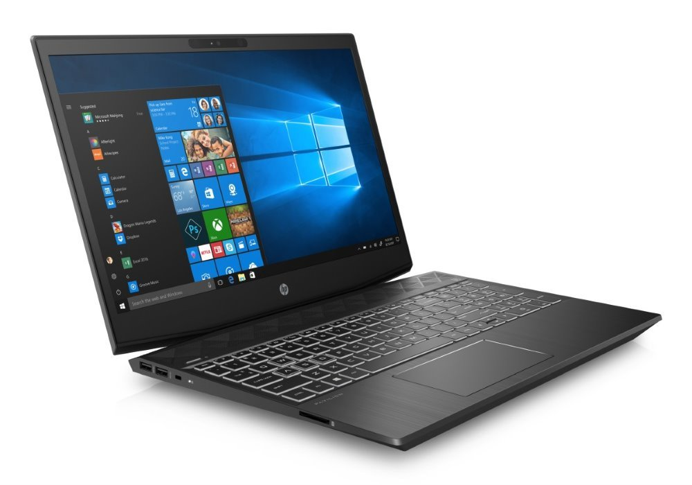 Notebook HP Pavilion Gaming 15-cx0019nc
