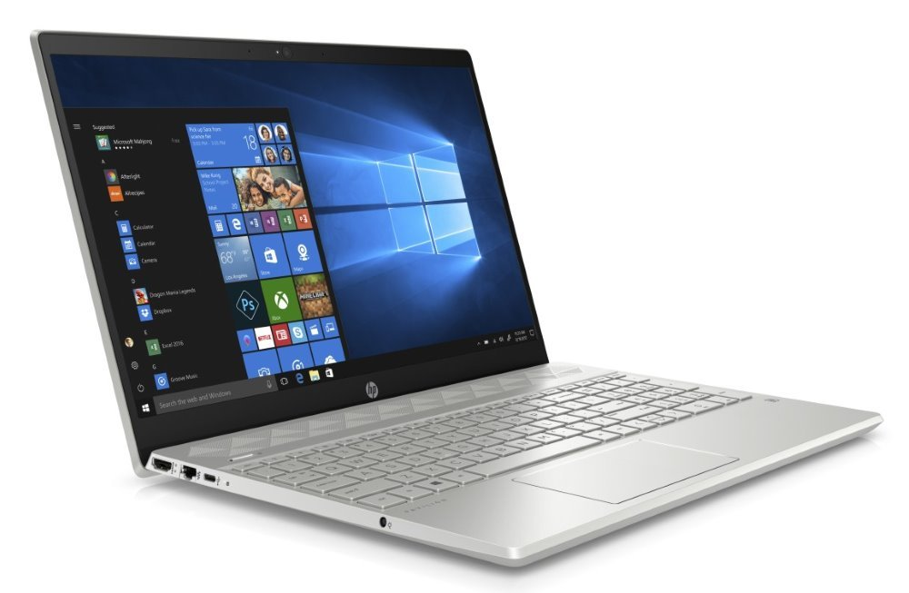 Notebook HP Pavilion 15-cw0009nc