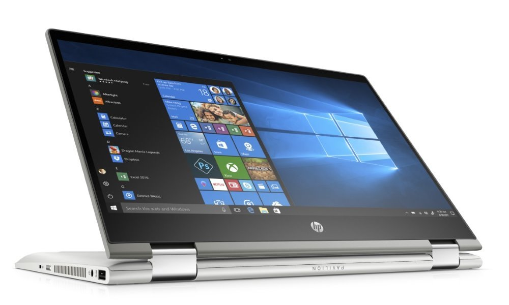 Notebook HP Pavilion x360 14-cd0006nc