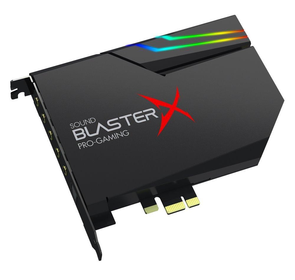 Zvuková karta Creative Sound BlasterX AR-5