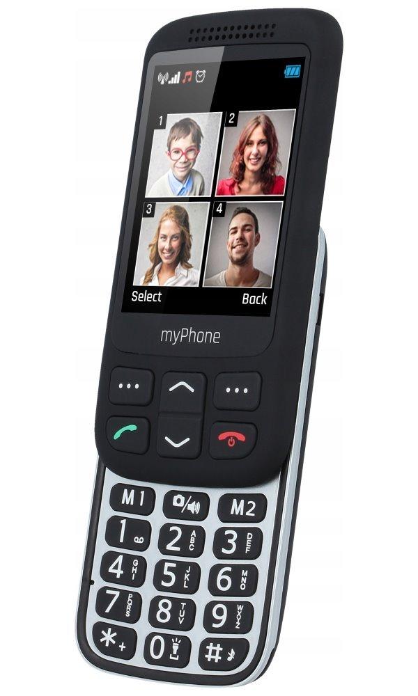 Mobilní telefon myPhone Halo S černý