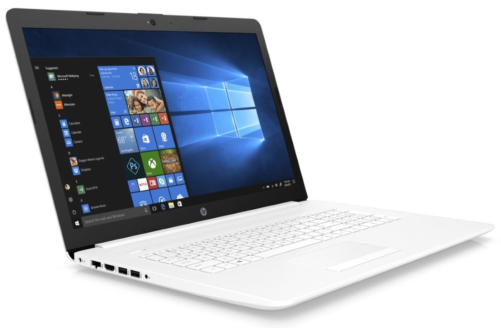 Notebook HP 17-ca0014nc