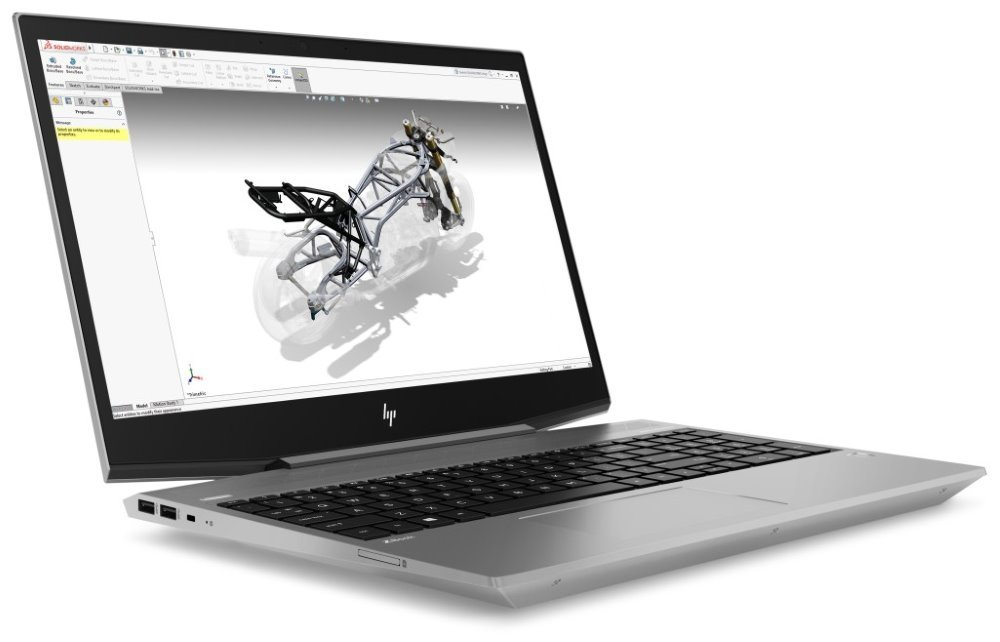 Notebook HP ZBook 15v G5