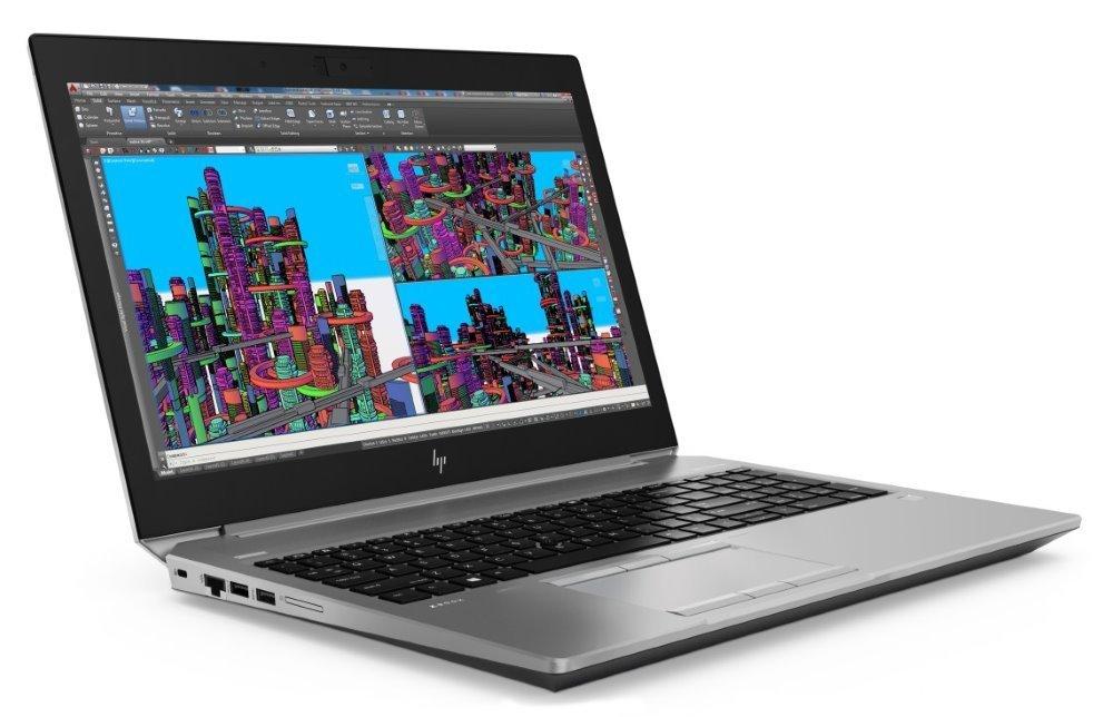 Notebook HP ZBook 15 G5