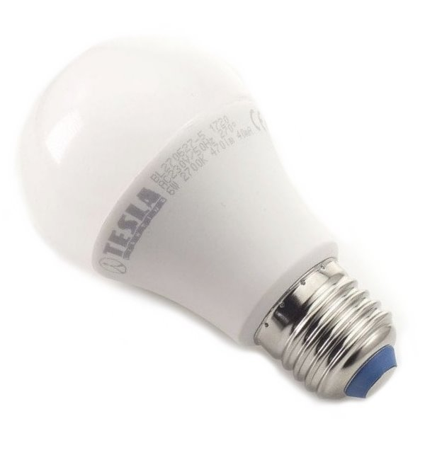LED žárovka TESLA BULB E27 6W teplá bílá