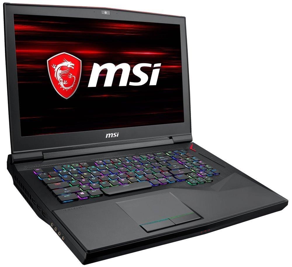 Notebook MSI GT75 8RG-206CZ Titan