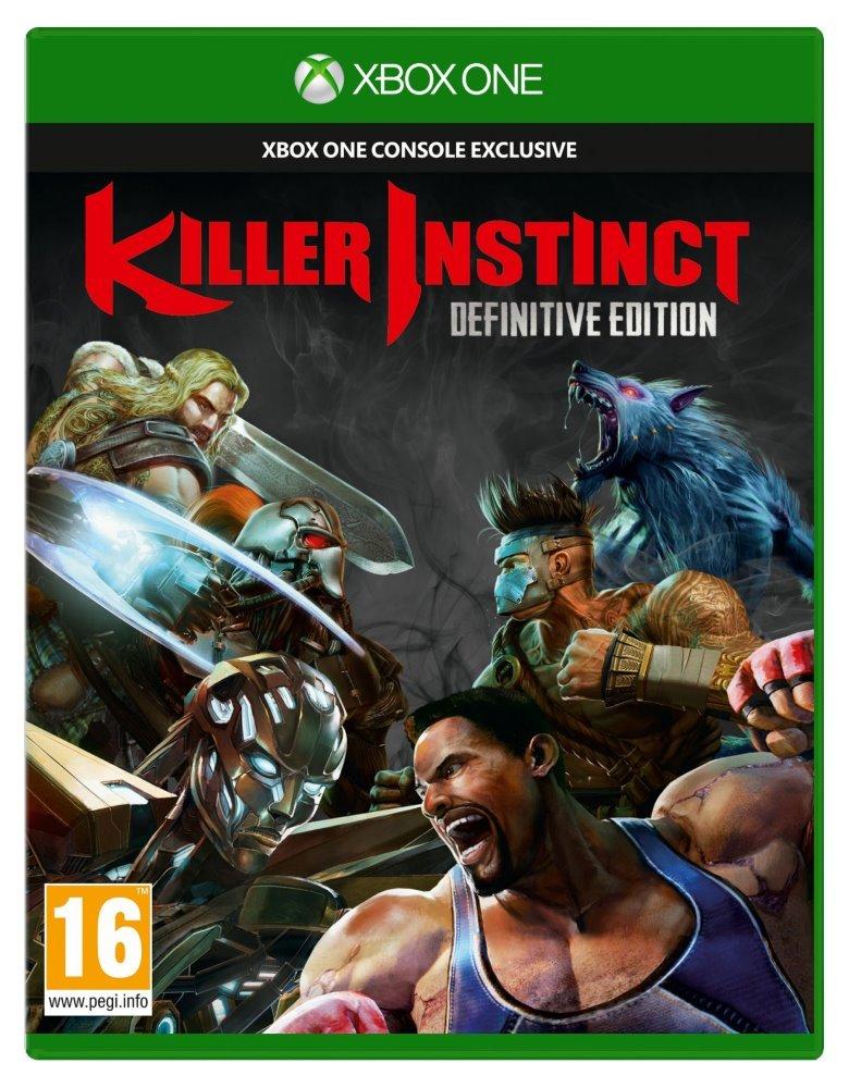 Hra Microsoft Killer Instinct Definitive Edition