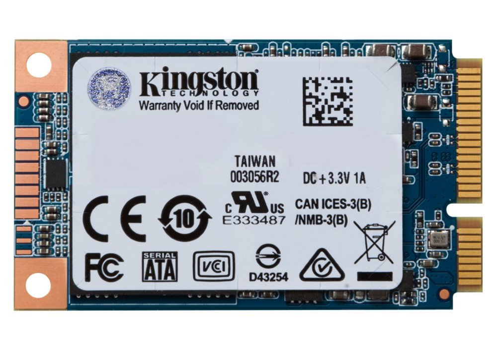 Kingston 128GB mS180S3 Drive mSATA (6Gb/s)
