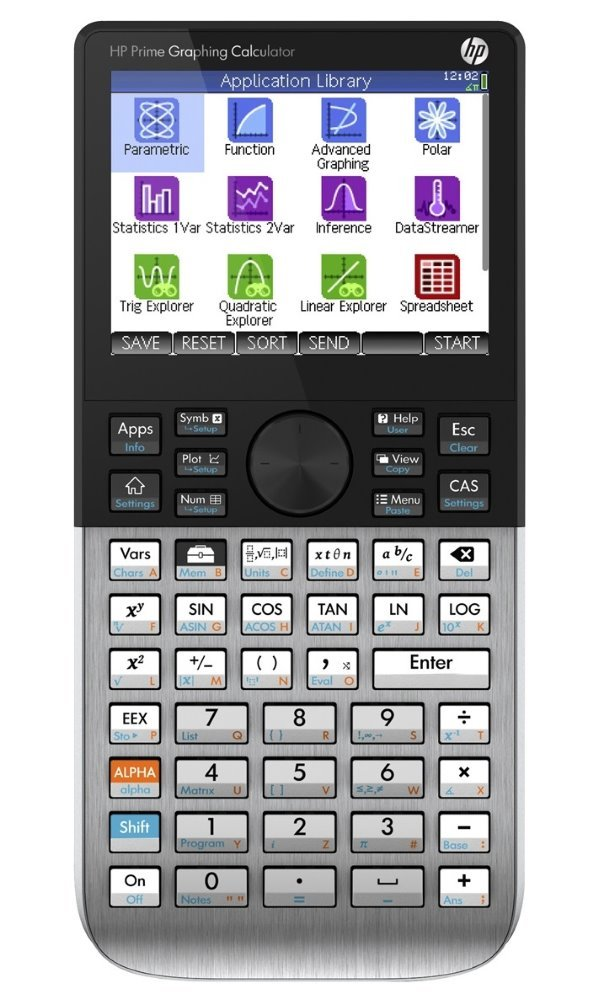 Kalkulačka HP Prime
