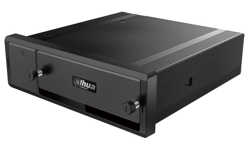 Dahua mobilní DVR/NVR 8+4ch HDCVI/AHD/TVI/PAL/IP do 2Mpix/25fps, H264+, 2xSATA, VGA+TVout, Audio