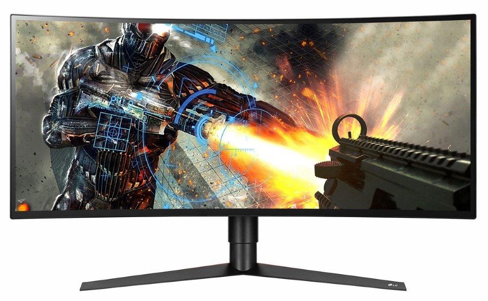 """LED monitor LG 34GK950F-B 34"""""""