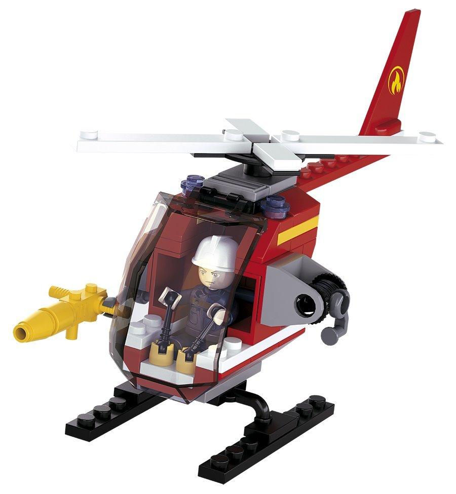 Stavebnice Sluban Helikoptéra
