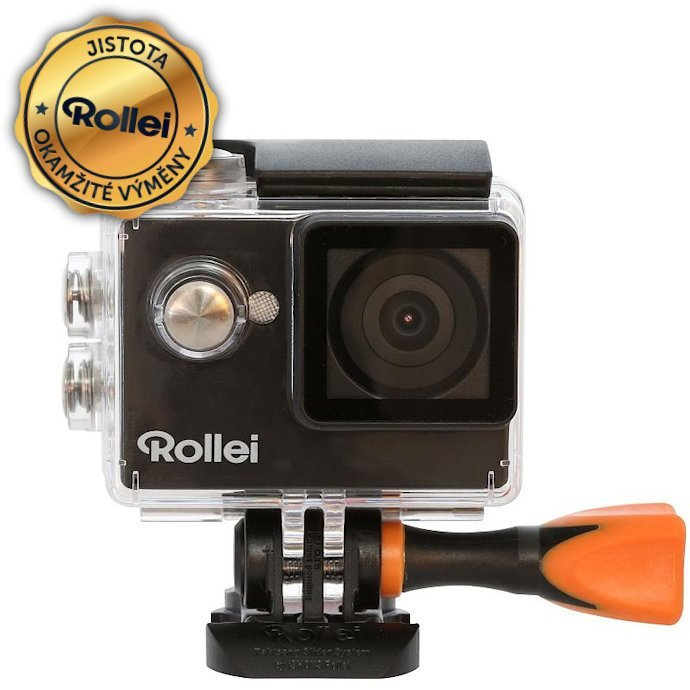 Kamera Rollei ActionCam 350 + baterie jako dárek