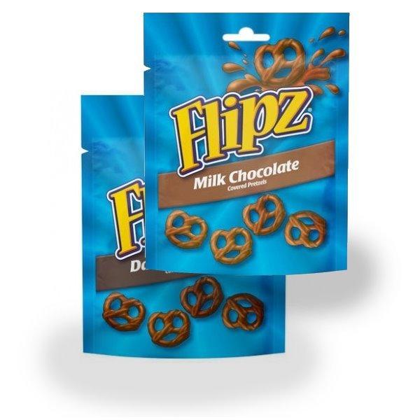 Preclíky Flipz 100g