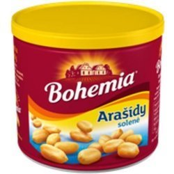 Arašídy Bohemia 135g