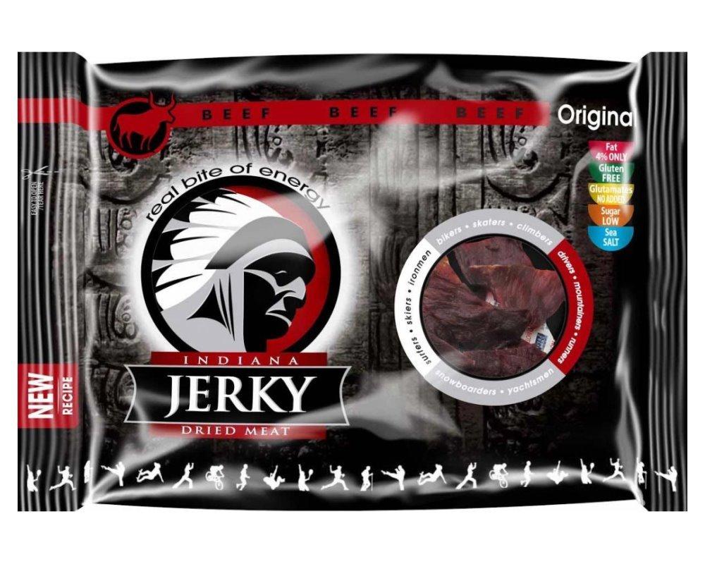 Sušené maso Indiana Jerky - samostatně neprodejné