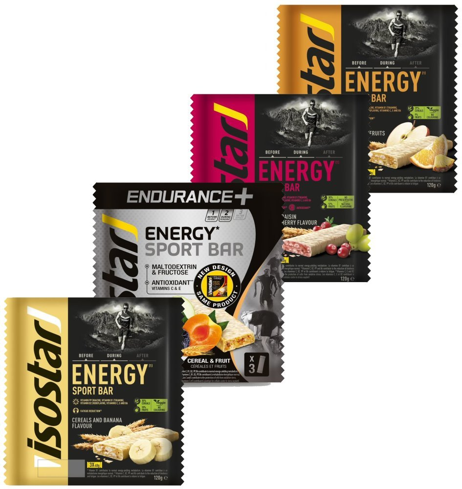 Isostar ENERGY SPORT BAR