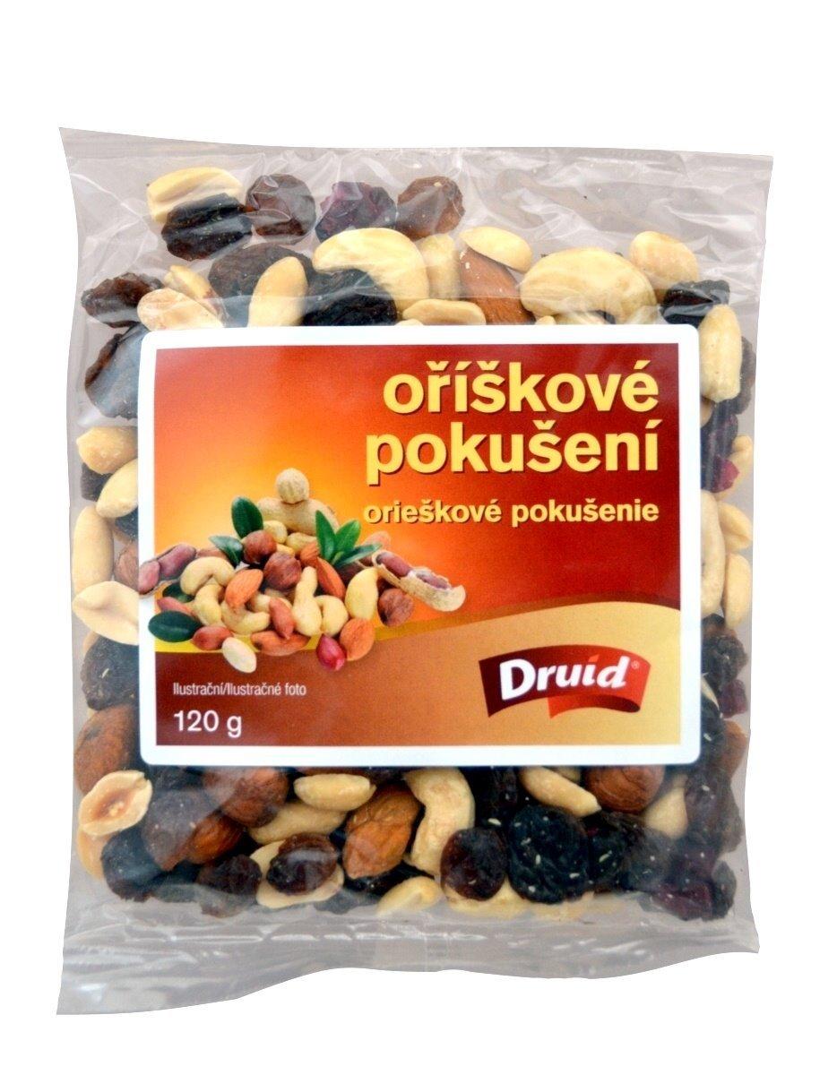 Směs ořechů DRUID Oříškové pokušení