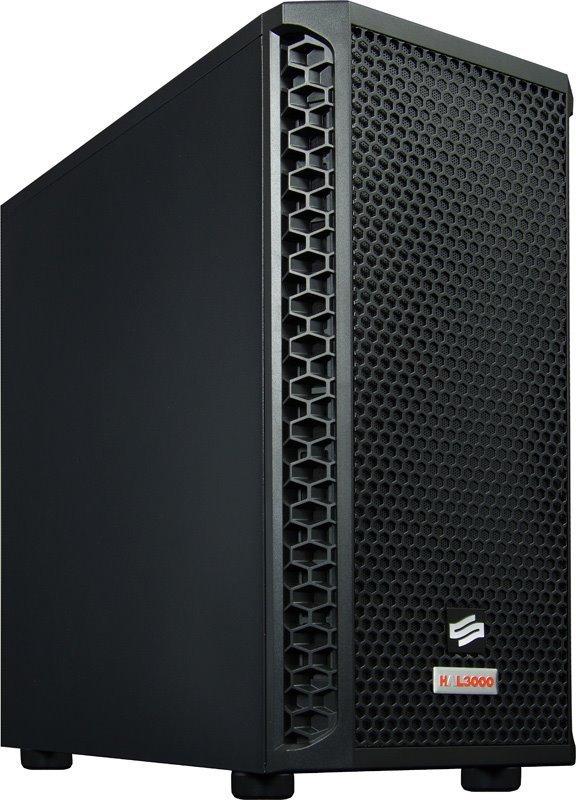 HAL3000 MEGA Gamer Pro Super (i5-9400F/16GB/1TB SSD/GTX 1660 Super/W10) PCHS2422