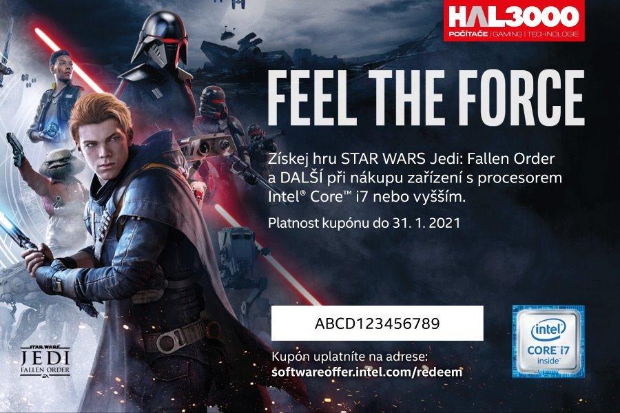 Intel Galactic Gaming Bundle v hodnotě přes 3 500