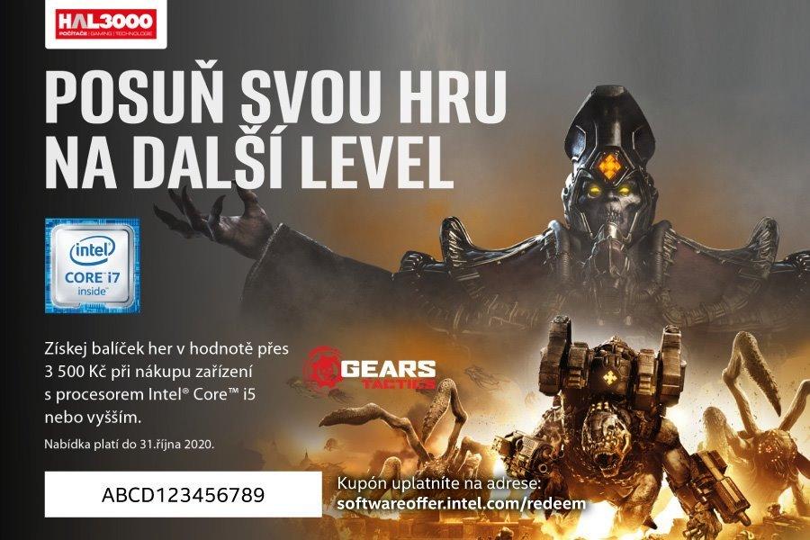 Intel Big Boss Battle pack v hodnotě přes 3500 Kč