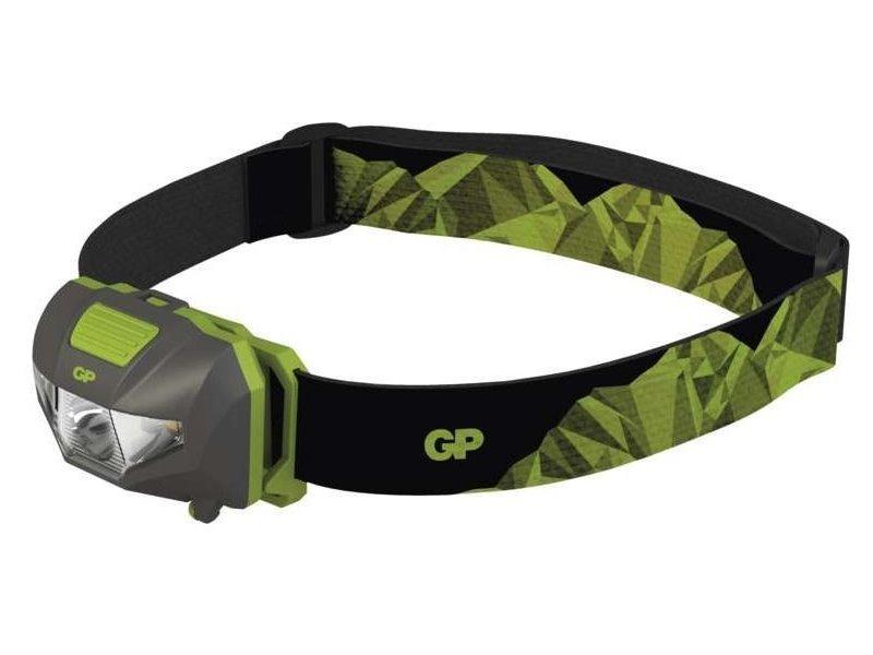 LED čelovka GP CH32