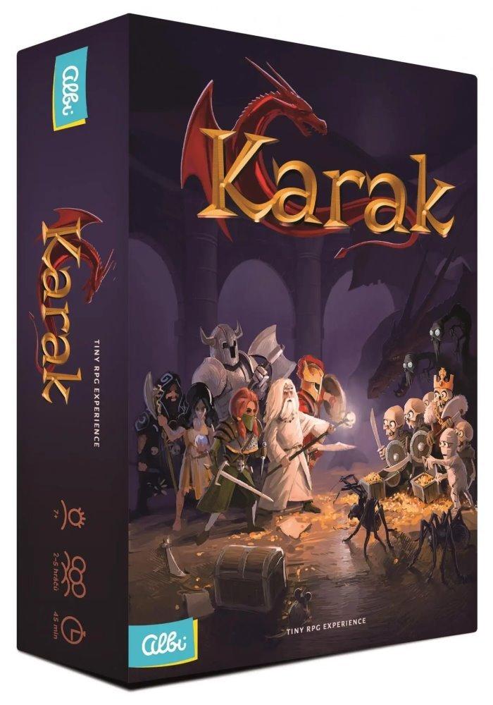 Hra Karak od ALBI - samostatně neprodejné