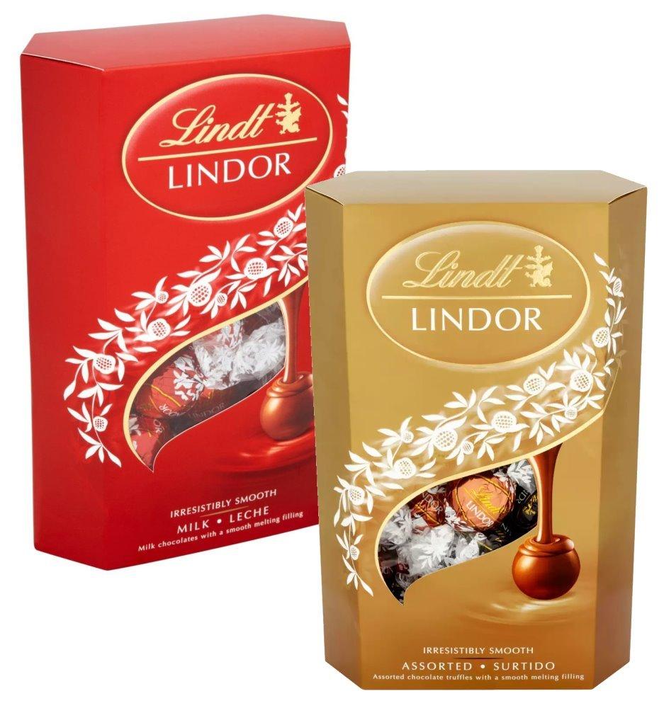 Bonboniéra Lindt LINDOR - samostatně neprodejné