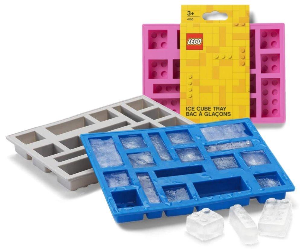 LEGO Iconic silikonová forma na led