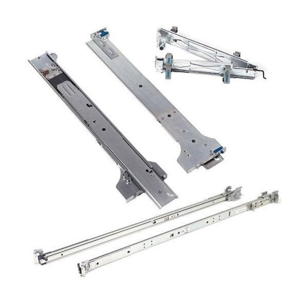Ližiny DELL 2/4-Post Static Rack Rails - Short