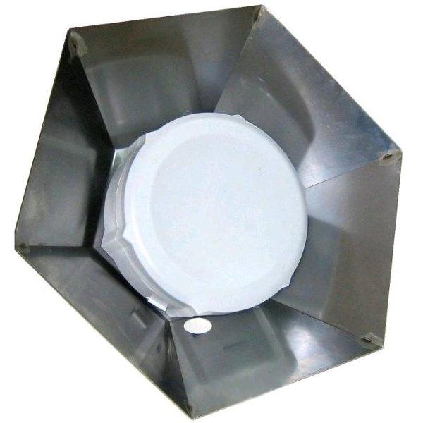 Odrušovač WaveRF ODR-SXT-5HPnD-Hexagonal
